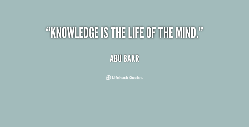 quotes about knowledge - photo #38