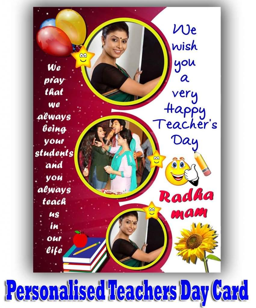 50 beautiful teachers day greeting card pictures and images m4hsunfo