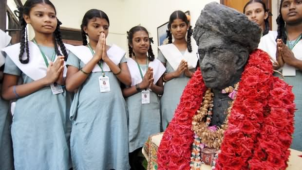 Image result for teachers day images with children