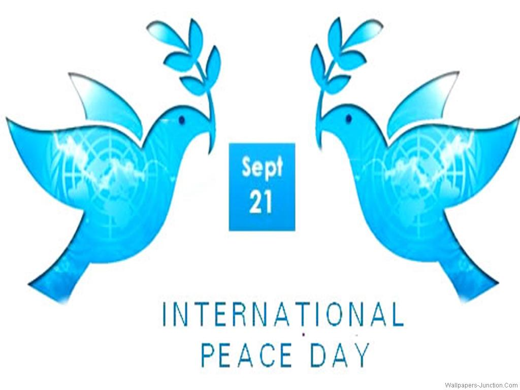 Congratulations on World Peace Day (World Prayer Day for Peace) 50