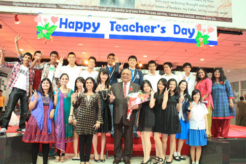 Image result for teachers day celebrations