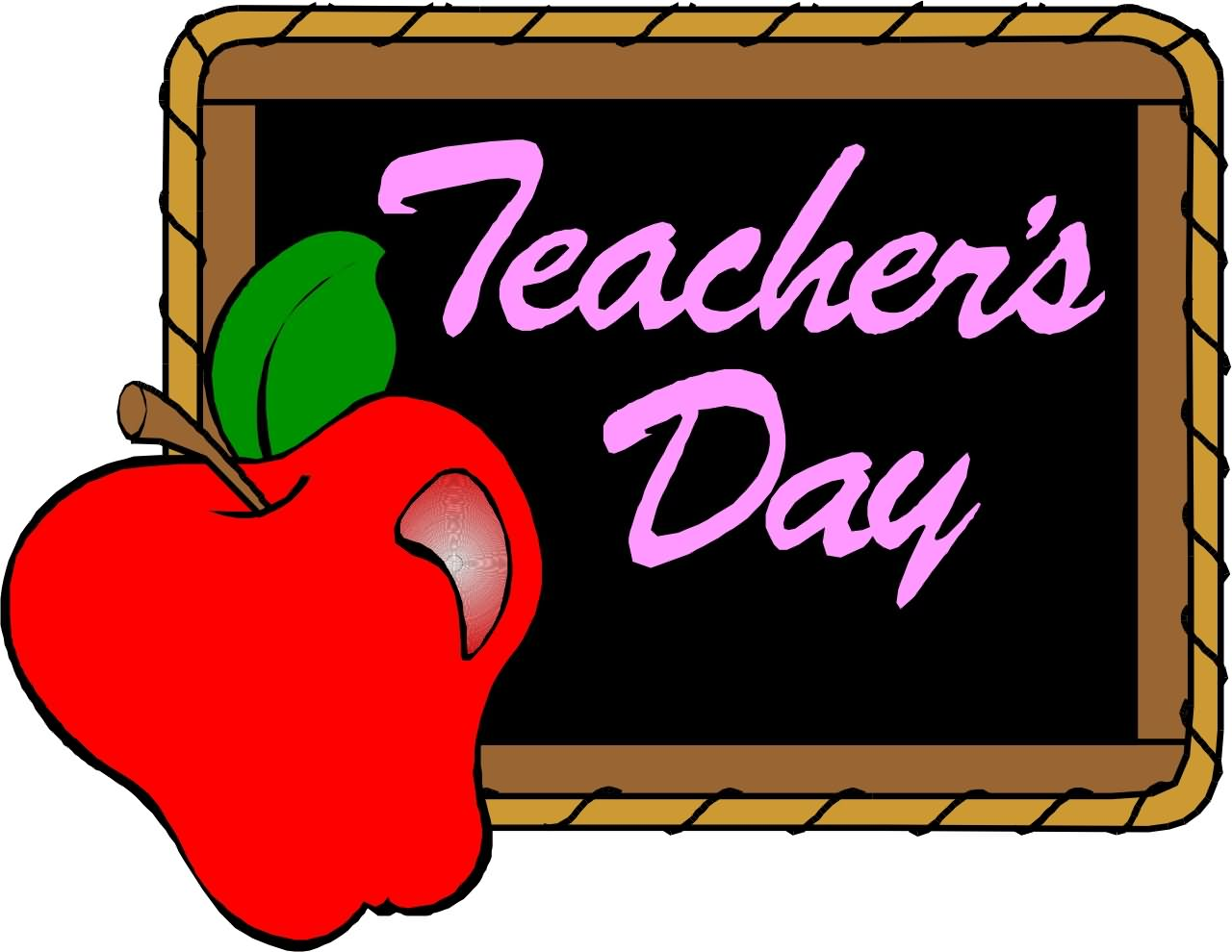 55 happy teachers day 2016 greeting pictures and images rh askideas com clipart of teacher teaching