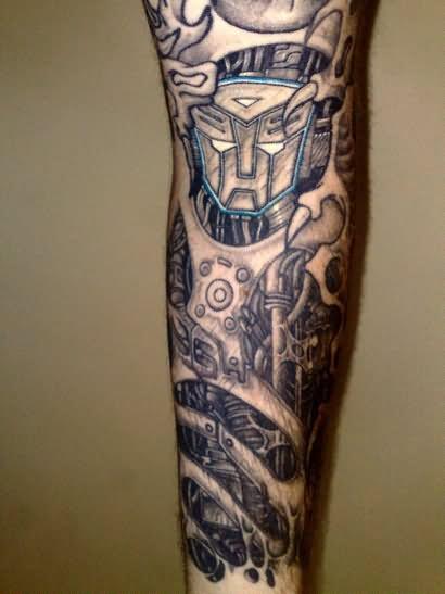 37 transformer logo and symbol tattoos
