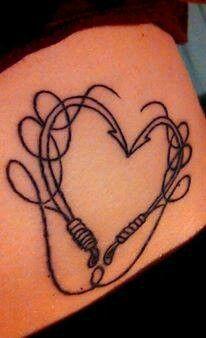 53 Amazing Hook Tattoos