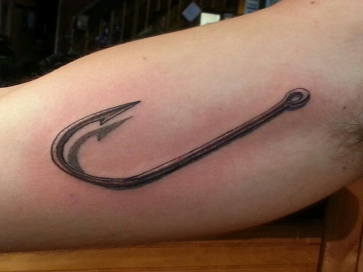 53+ Amazing Hook Tattoos