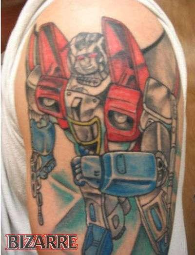 20+ Transformer Sleeve Tattoo