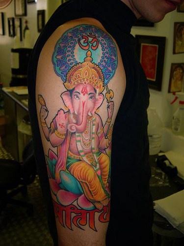 15+ Ganesha Half Sleev...
