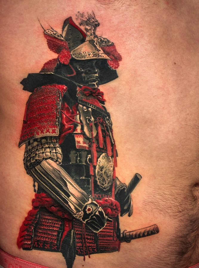 50 Samurai Warriors Tattoos Ideas And Meanings