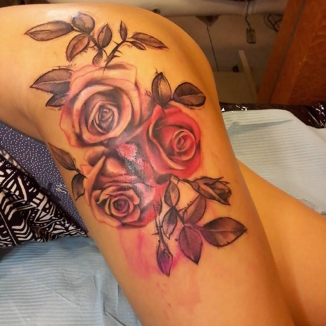 Rosette Tattoo