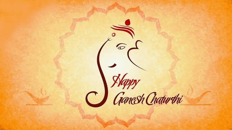 55 best ganesh chaturthi wish pictures and images happy ganesh chaturthi greeting card m4hsunfo