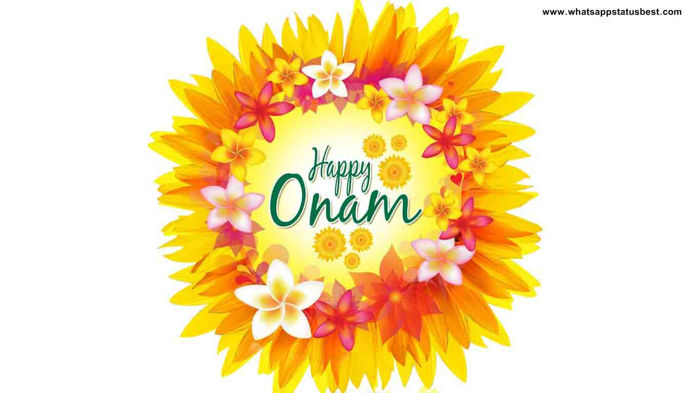 50 Very Beautiful Happy Onam Wish Pictures And Images