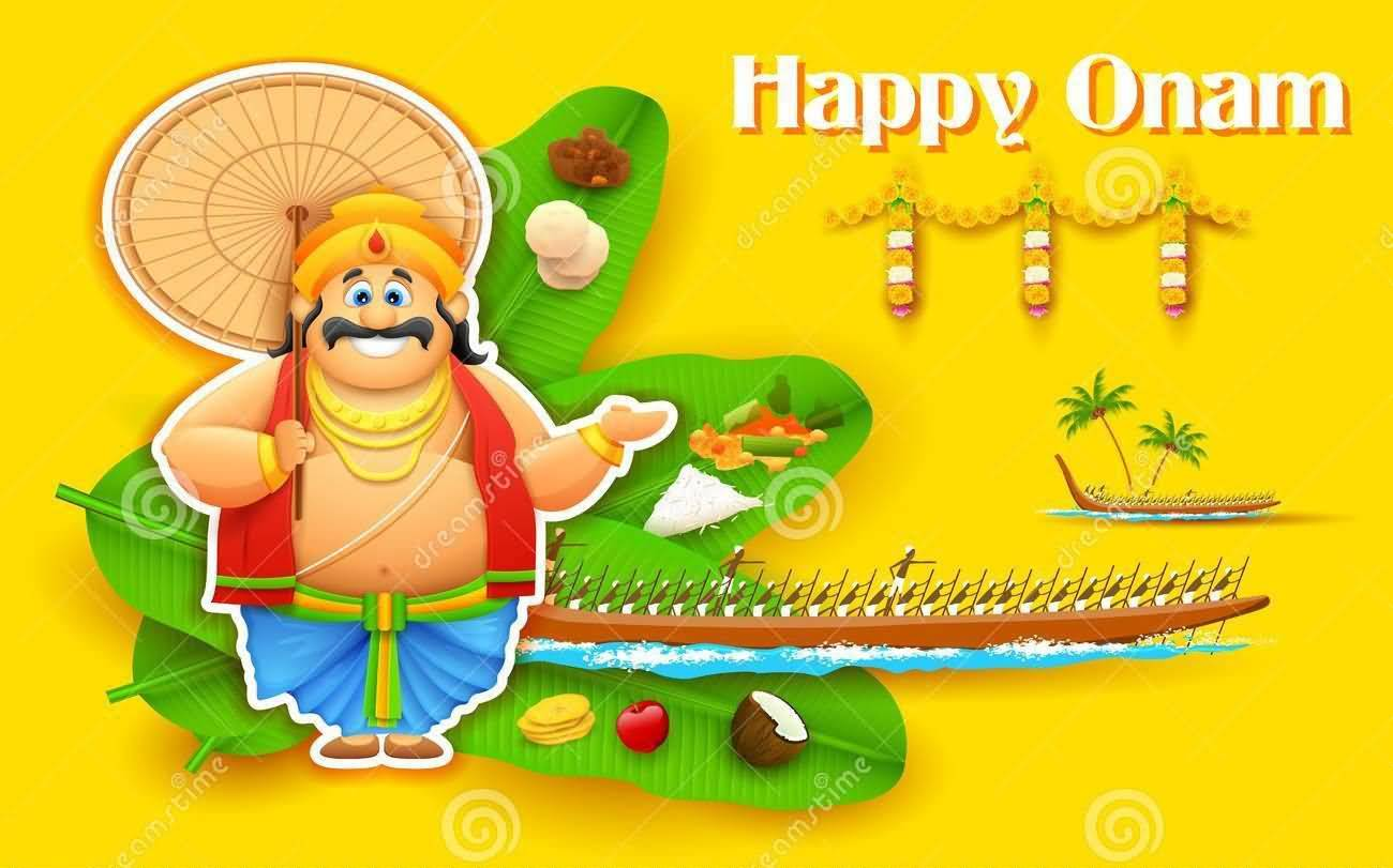 52 Best Onam Festival 2016 Wish Pictures And Photos