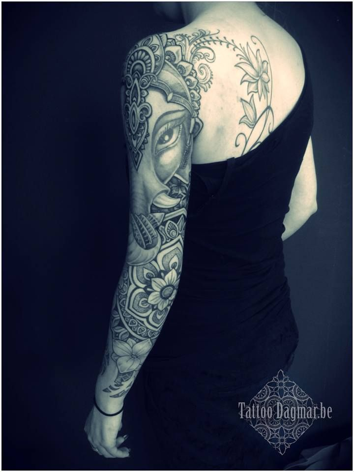Tattoo Sleeves and Tattooing Shirts - Tattoo Clothing ...