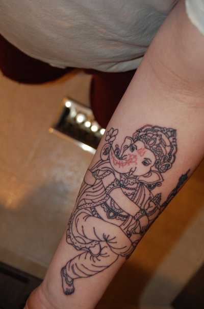 18 Latest Lord Ganesha Tattoo Designs