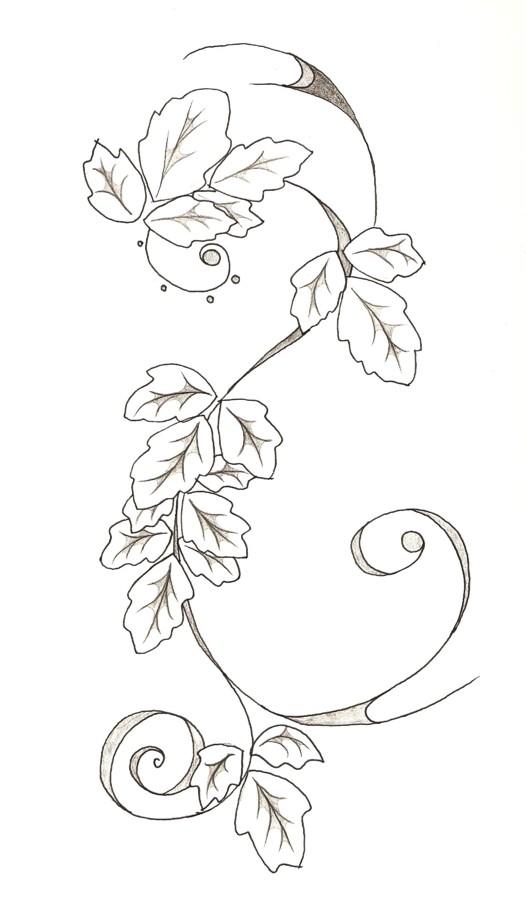 Poison Ivy Plant Tattoo 23+ Wonderful P...