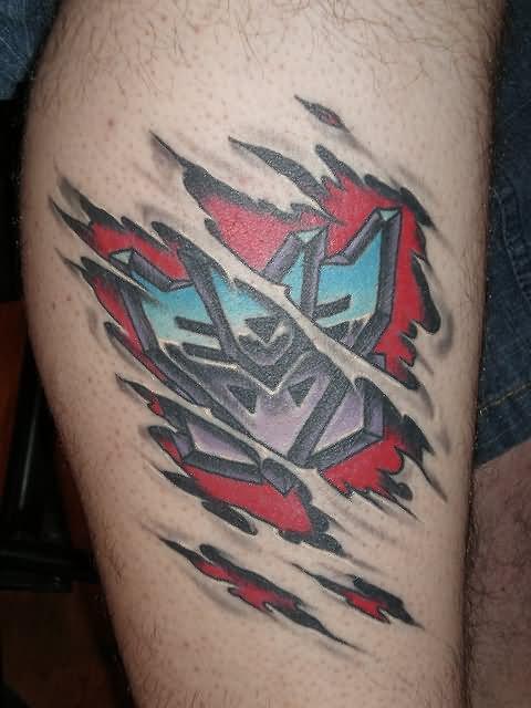 40+ Wonderful Transformer Tattoos