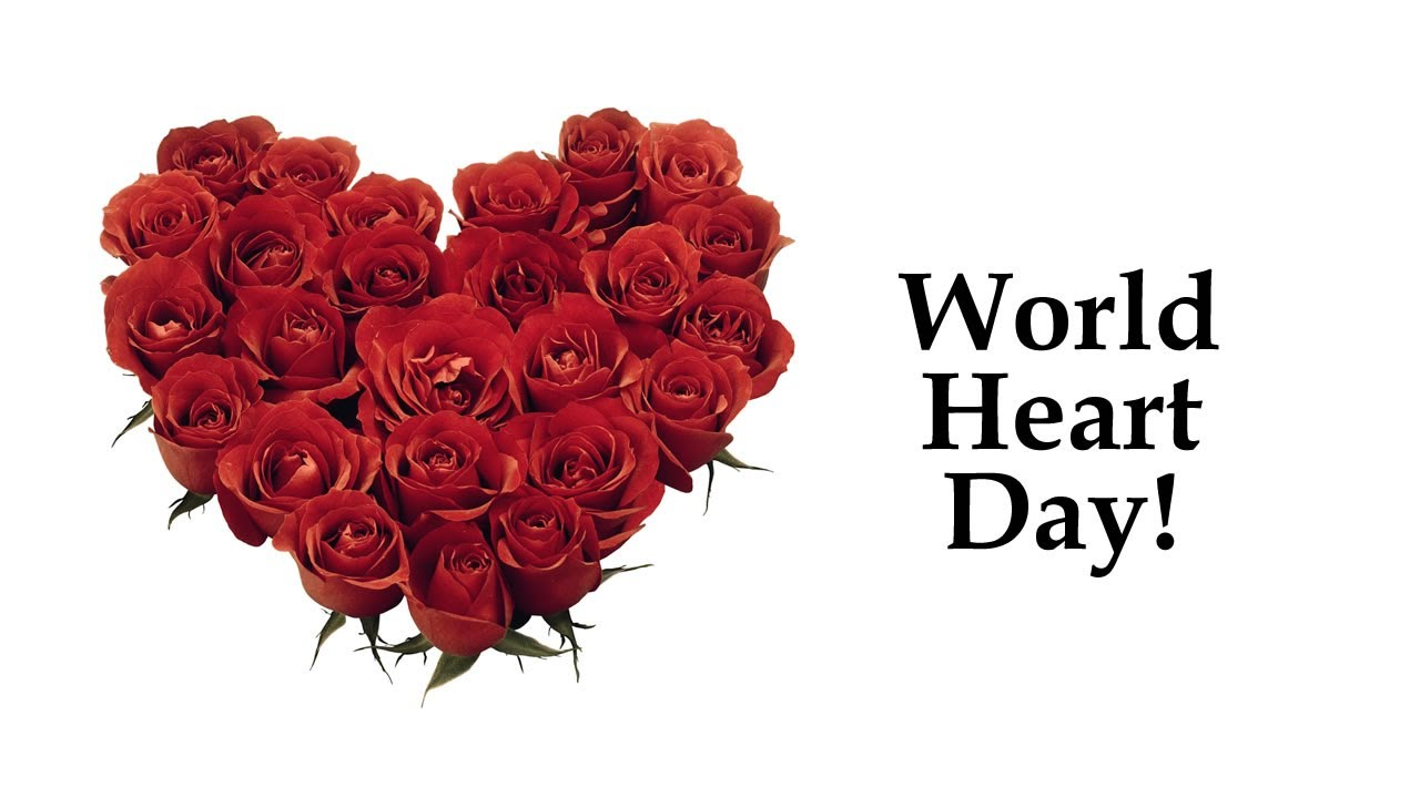 40 most beautiful world heart day wish pictures and images