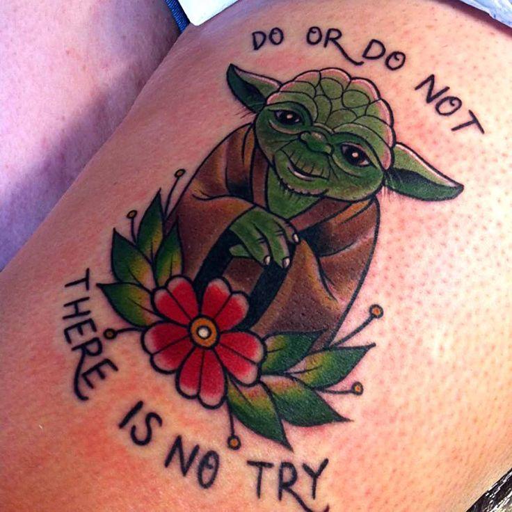 57 unique star wars yoda tattoos