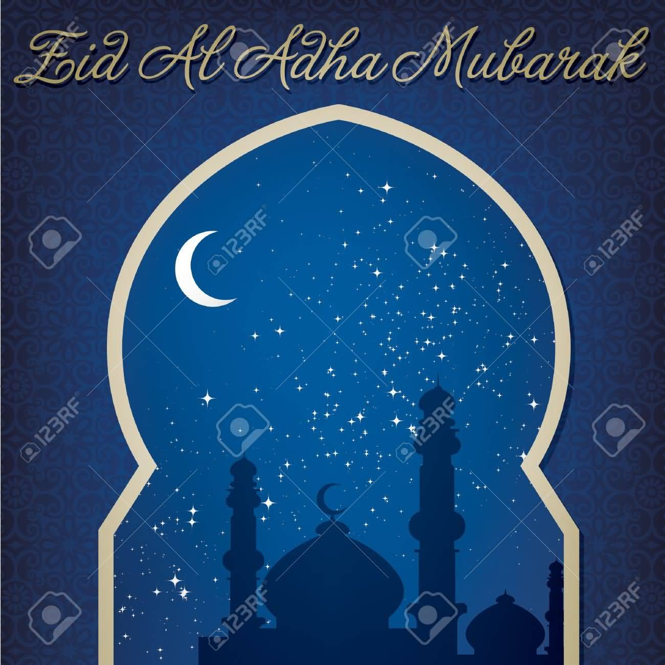 65 best eid ul adha 2016 greeting photos and images eid al adha 2016 mubarak greeting ecard picture m4hsunfo