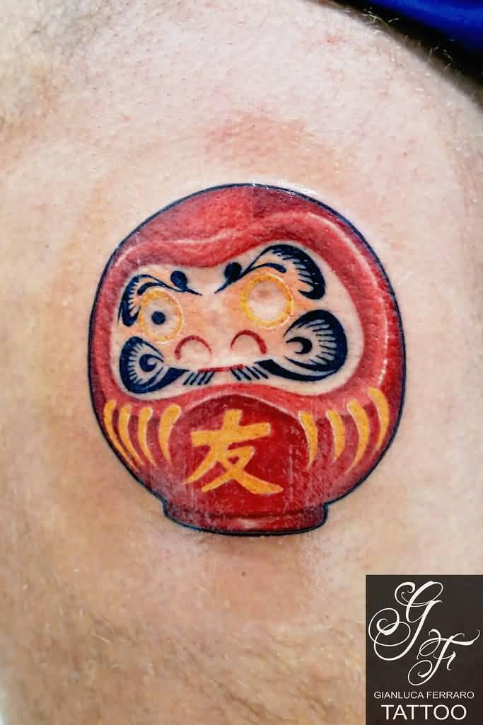 5 Famous Daruma Doll Tattoo Designs