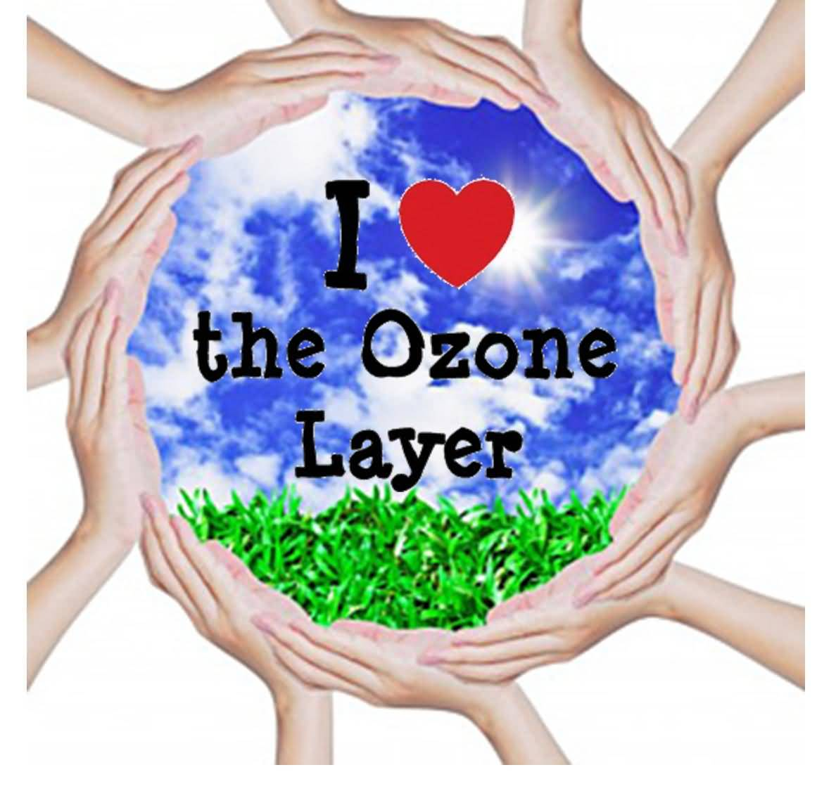 ways to protect the ozone layer The thin layer of ozone has been formed in the stratosphere by the  it was realized early that it requires global participation to protect the ozone layer.