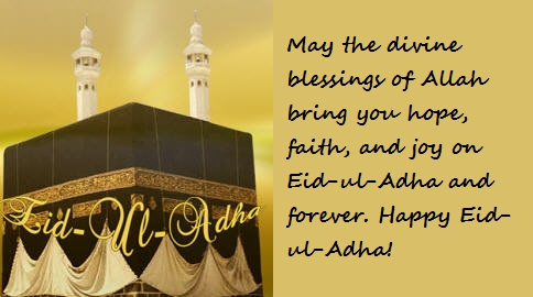 65 best eid ul adha 2016 greeting photos and images may the divine blessings of allah bring you hope faith and joy on eid al m4hsunfo Choice Image