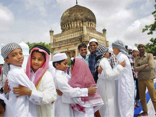 20 Adorable Eid Al-Adha Celebration Photos And Images