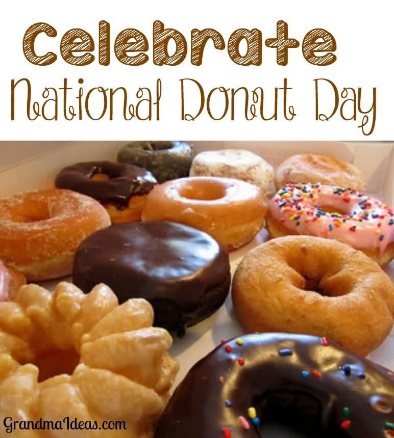 national donut day - photo #43