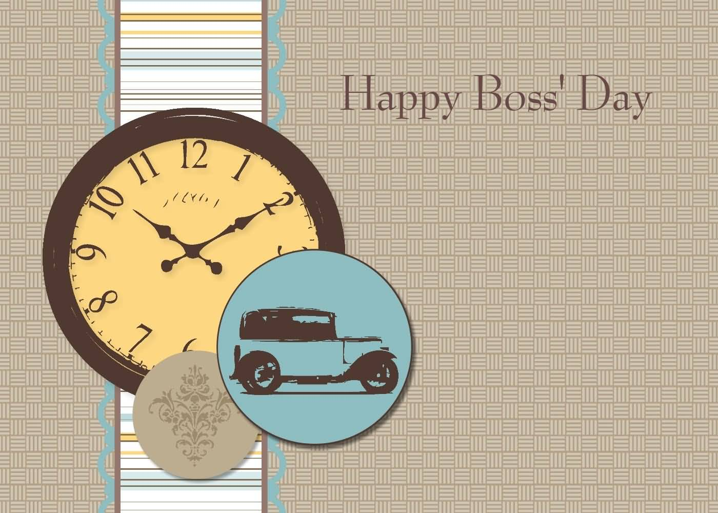 Bosss Day is a holiday which is celebrated either on October 16th or on the working day which is the closest to it if it falls on a weekend This day is not only