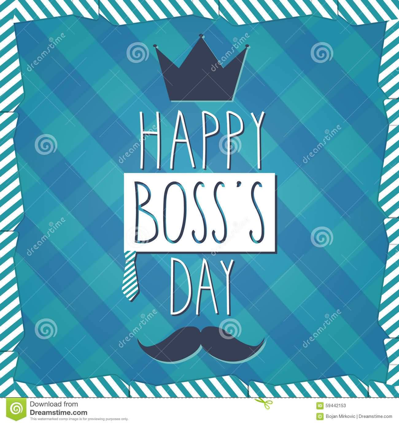 40 Most Beautiful Happy Boss Day 2016 Greetings Pictures And Images