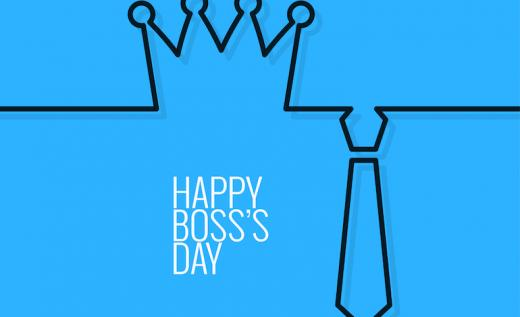 Happy Boss Clipart