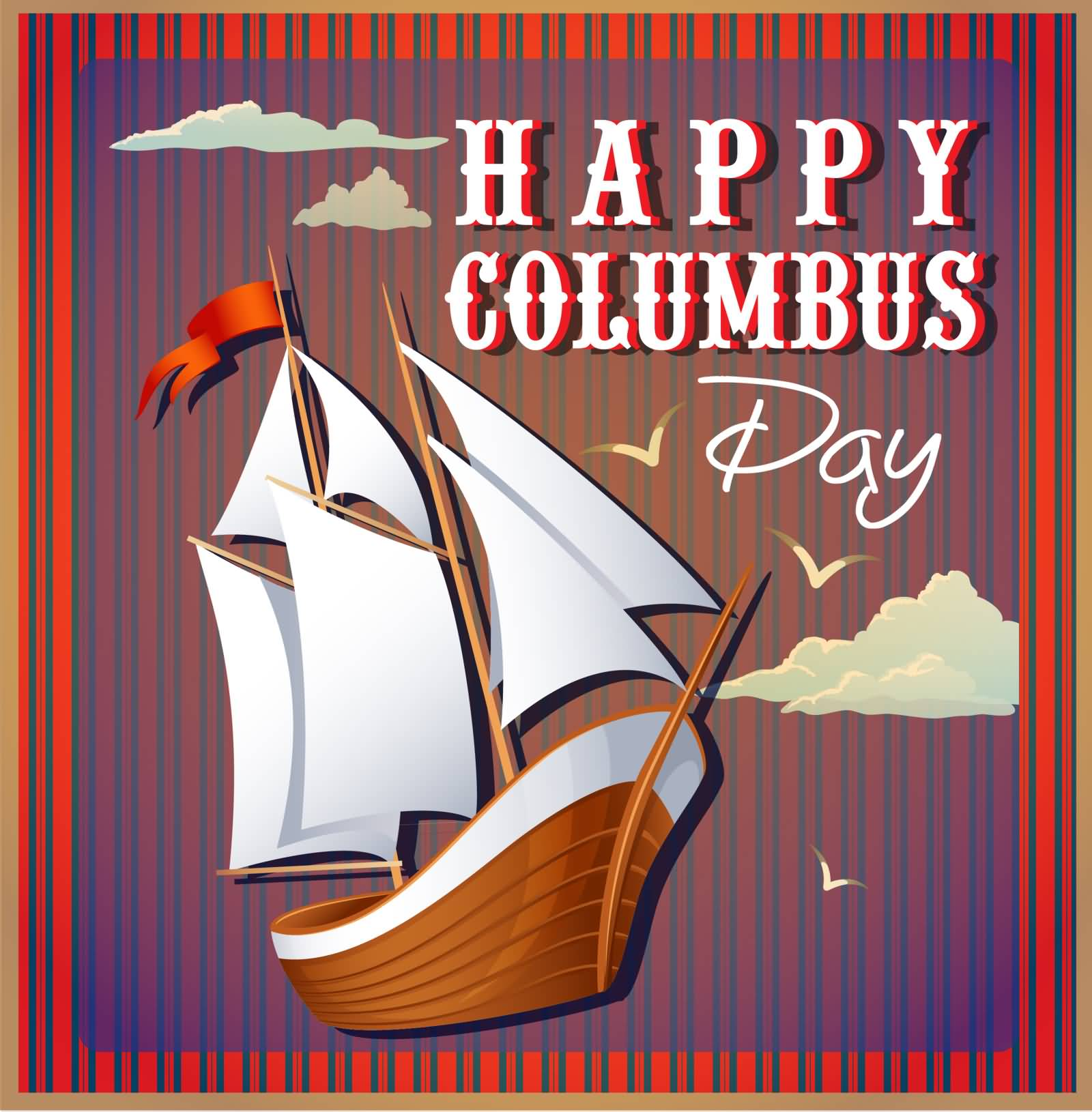 Image result for happy columbus day pictures