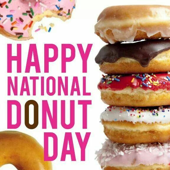 national donut day - photo #3
