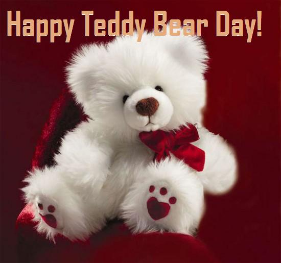 60 happy national teddy bear day greetings pictures and images happy teddy bear day 2016 wishes image for facebook m4hsunfo