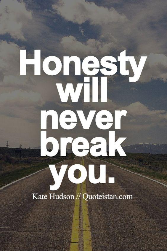 Honesty Quotes - Askideas.com