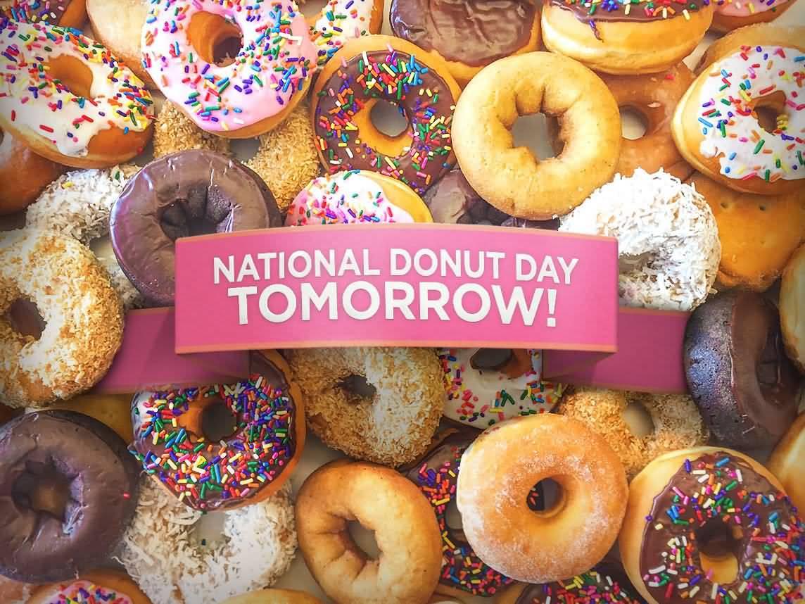 national donut day - photo #7