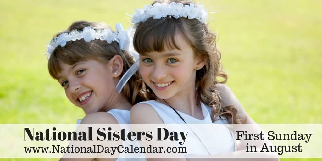Happy Sister's Day Pretty Flowers. Free Sister's Day ...  |Sisterhood Day