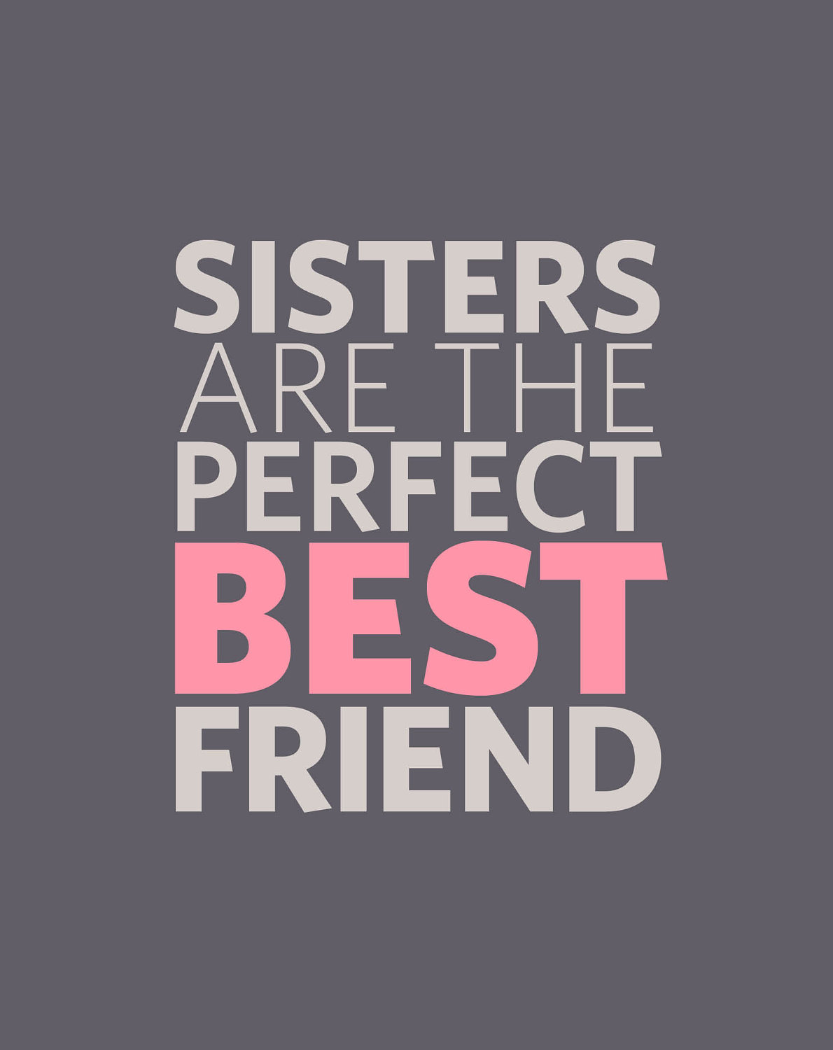 I Love My Sister Quotes 62 Happy Sisters' Day 2016 Greeting Pictures And Images
