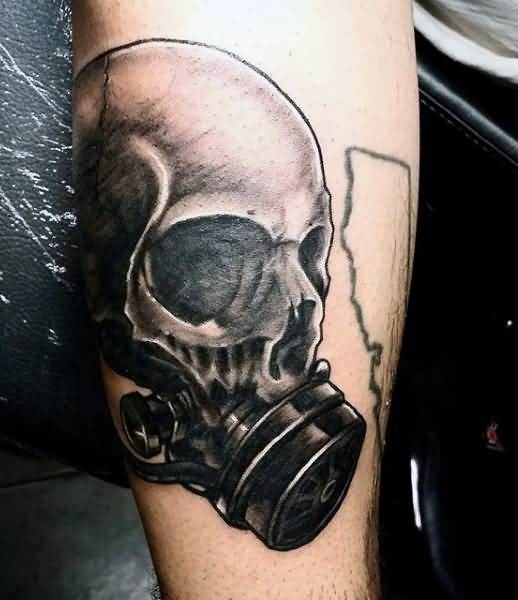 fd461221ae94d 44+ Best Gas Mask Tattoos Collection