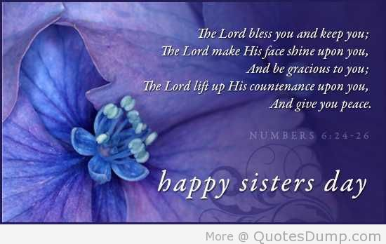 62 Happy Sisters' Day 2016 Greeting Pictures And Images
