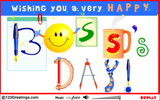 50 happy boss s day wishes pictures and images rh askideas com bosses day clip art free printable national bosses day clipart
