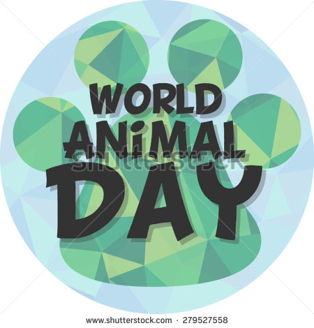 55 Best World Animal Day Greeting Pictures And Photos