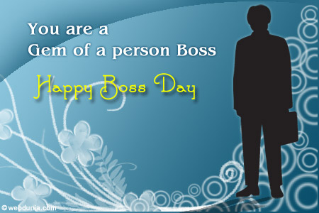 40 wonderful pictures and photos of boss day greetings you are a person gem of a person boss happy boss day m4hsunfo