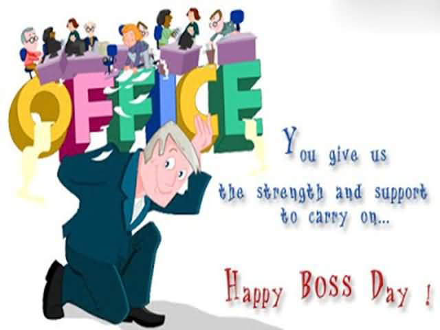 50 happy boss s day wishes pictures and images rh askideas com boss's day clipart boss's day clipart free