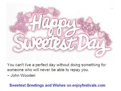35 best happy sweetest day 2016 greeting pictures and photos happy sweetest day 2016 greetings image m4hsunfo