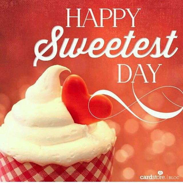 Its Sweetest Day today Candies cakes and chocolates are the order of the day Send Sweetest Day ecards to compliment the sweetest person you