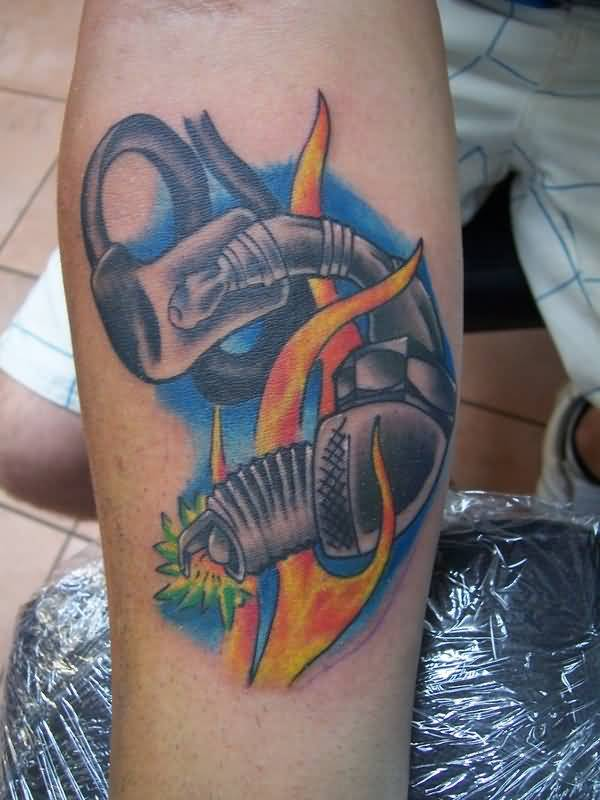 What Is A Spark Plug >> Spark Plug Tattoos - Askideas.com