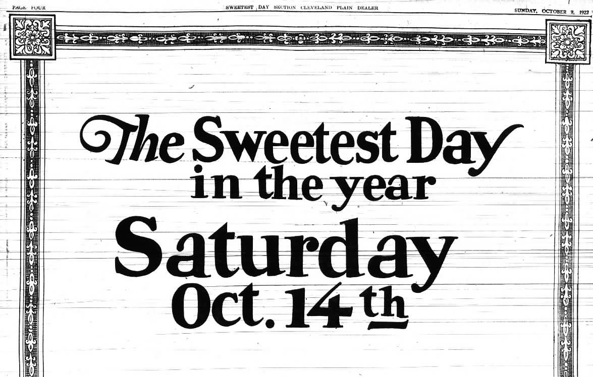 35 Beautiful Sweetest Day Greetings Images And Photos
