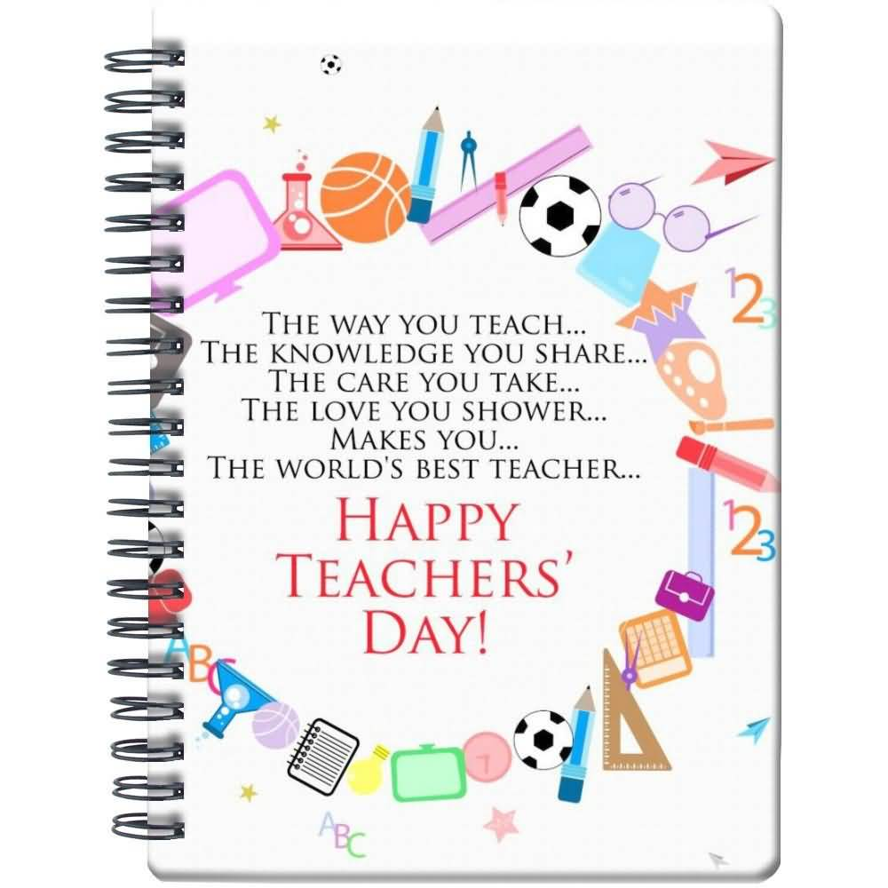 40 Best Greetings For Happy World Teachers Day 2016 Images