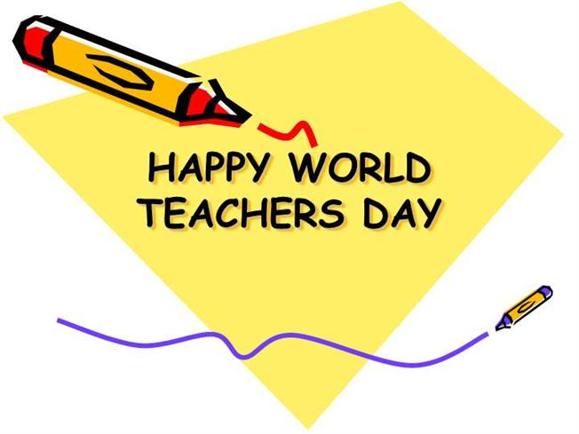 40 Best Greetings For Happy World Teachers Day 2016 Images And Photos